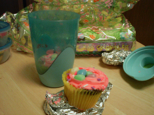 easter-cupcake