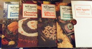 Bon Appetit Cookbooks